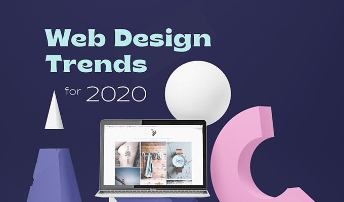 10 Web Design in 2020