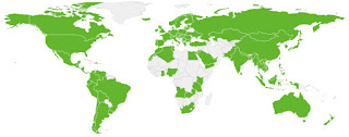 Weltreise Roaming - globale Simkarten eSim als Alternative