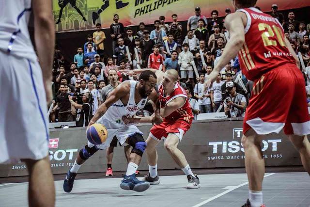 WATCH: Video Playlist Replay Gilas Pilipinas vs Russia FIBA 3X3 World Cup 2018