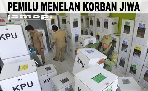 Cukup Sekali Pemilu Serentak Seperti Ini