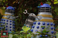 Doctor Who 'The Jungles of Mechanus' Dalek Set 36