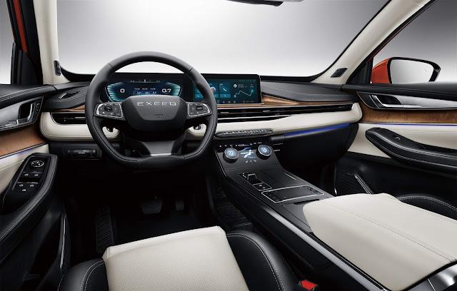 Caoa Exeed TX - SUV Premium