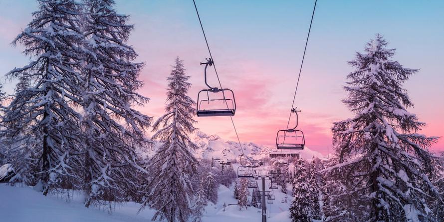 Горнолыжные курорты: Россия, Андорра, Австрия скидки на зимние туры