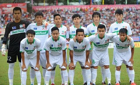 Đội hình Hoàng Anh Gia Lai