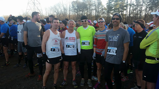 Charlotte Trail Race, 2015 Edition