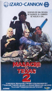 Masacre en Texas 2, Tobe Hooper, Cannon