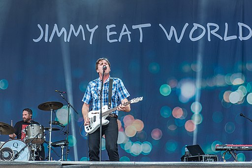 "Jimmy Eat World Cover Crooked Fingers's Song ""Call to Love"" Featuring Bethany Cosentino (Video)"