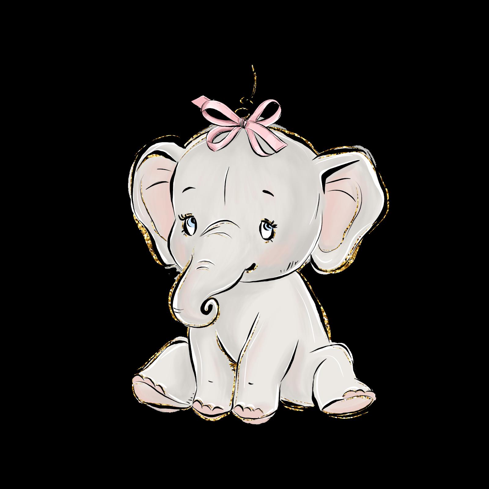 Png Elefantinho Png Elefante Watercolor Png Elefantinha Png
