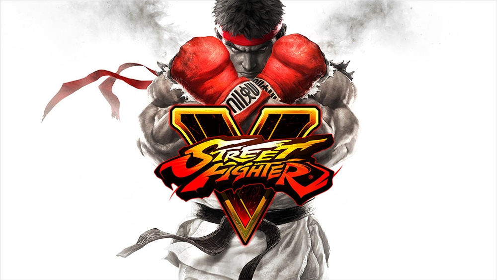 Street Fighter 5 Deluxe Edition Download Poster