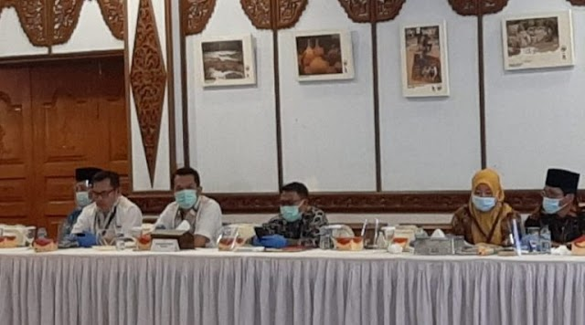 Fikar Azami Mangkir di Acara Penandatanganan Fakta Integritas Anti Korupsi