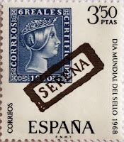 DÍA MUNDIAL DEL SELLO 1968