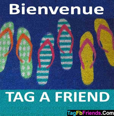 Welcome in French language