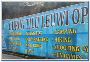 Harga Tiket Masuk Tilu Leuwi Opat  Bandung