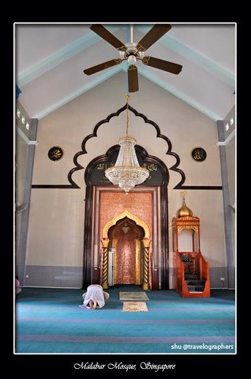 Masjid Malabar, Singapore, Singapura, Malabar Mosque