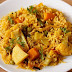 How to Make Easy Rice Recipe for Tiffin Lunch