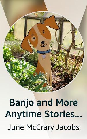 FIND 'BANJO & MORE ANYTIME STORIES FOR CHILDREN ON KINDLE VELLA!