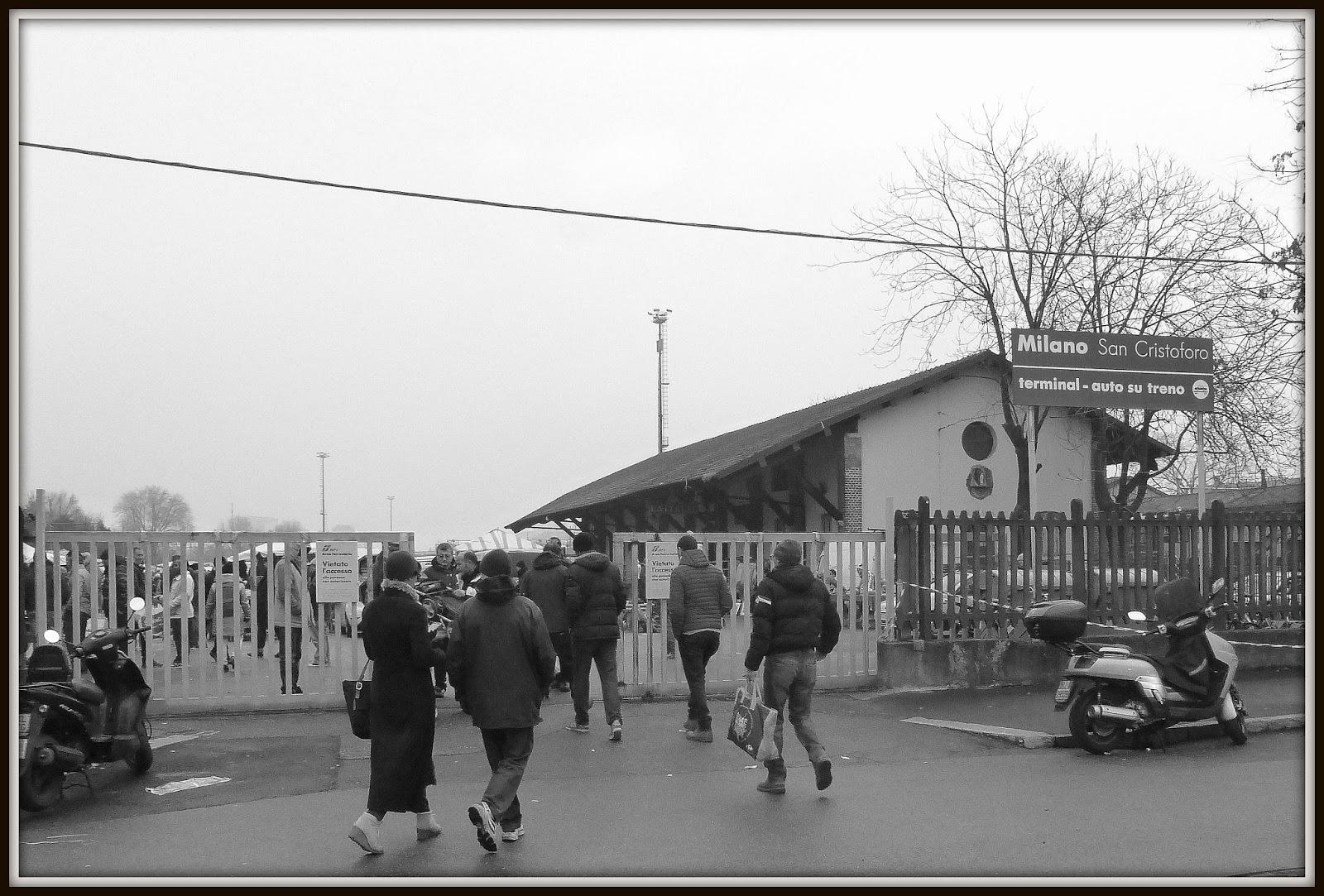 Milano velata milano rivelata milano il mercatino dell for Il mercatino milano