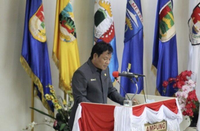 DPRD Provinsi Lampung Soroti Tertundanya Pembayaran Insentif Nakes