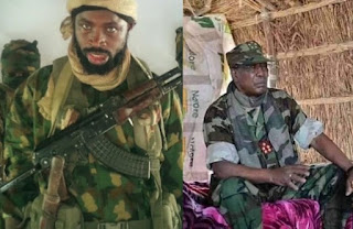 Allah made us kill your soldiers. We are coming after you - Boko Haram leader, Abubakar Shekau threatens Chad's President Iddris Deby
