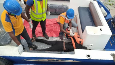PHOTOS: Six People Lost Their Lives In Ikorodu Boat Mishap