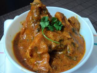 Hyderabadi Lagan Ka Murgh Recipe