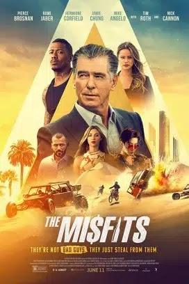 فيلم The Misfits 2021 مترجم اون لاين