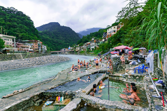 Wulai, Best Places to Visit in Taiwan