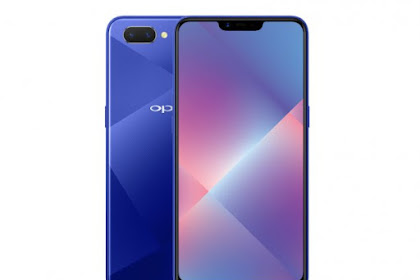 OPPO A5 CPH1809 Official Firmware