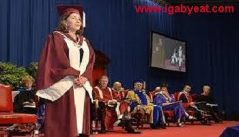الدكتورة هدى المراغى أول سيدة حاصلة على دكتوراة الهندسة بكندا