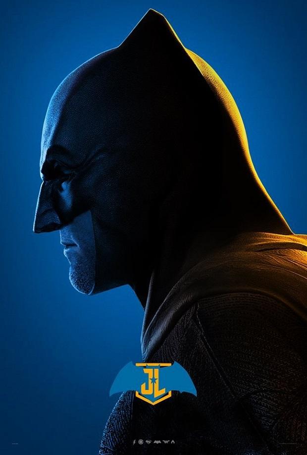 Ліга Справедливості Бетмен
