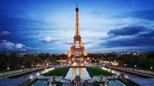 Top Beautiful Places Visit in Paris 2021