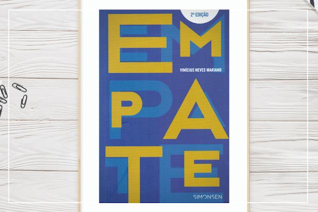 Capa do livro Empate, de Vinicius Neves Mariano