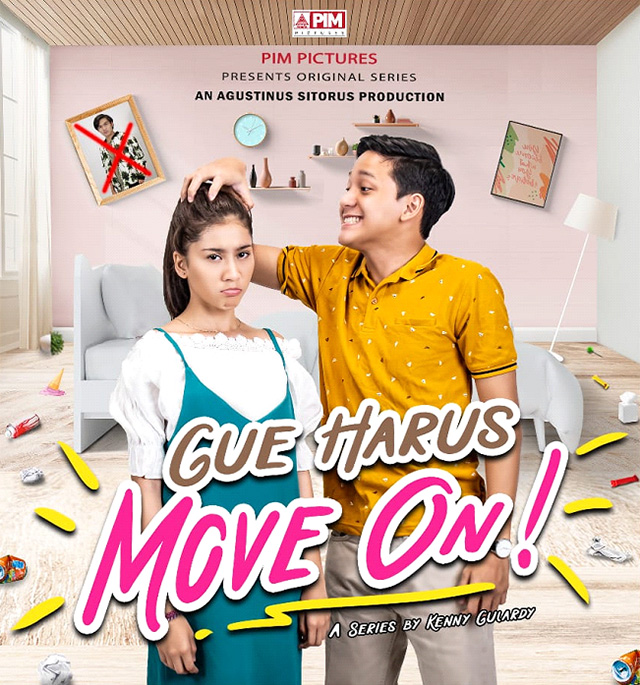 gue harus move on web series