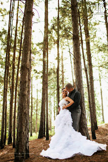 ensaio pré-wedding trash the dress realizado no parque gabriel knijnik em porto alegre de um casal gremista por fernanda dutra cerimonialista