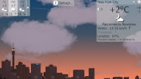 YoWindow: previsioni meteo in tempo reale con sfondo animato per PC e Mac