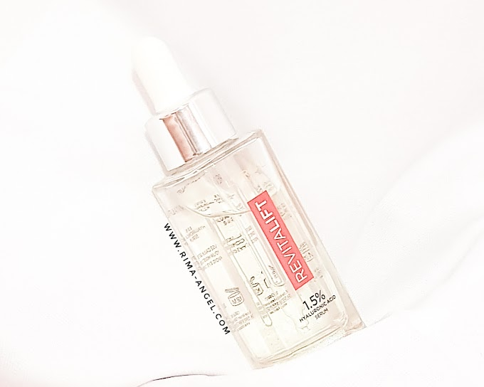 First Impression L'Oreal Paris Revitalift Hyaluronic Acid Serum