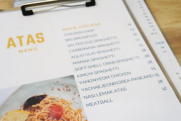 Cafe baru Sedap di Tanah Merah Kelantan