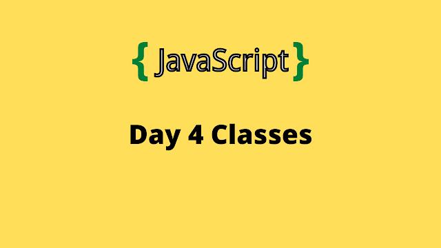 HackerRank Day 4: Classes 10 days of javascript solution