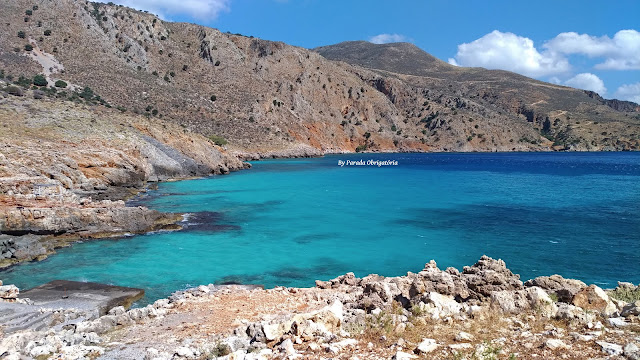 Ombrosgialos Beach - Creta, Grécia