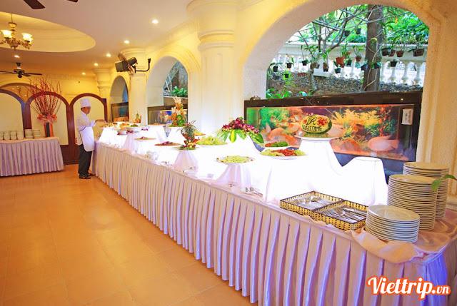 Lan Rừng Vũng Tàu - Nhà hàng