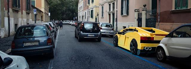 Aluguel de carro em Veneza