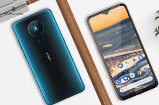 hp Nokia 5.3 peraih penghargaan global awards
