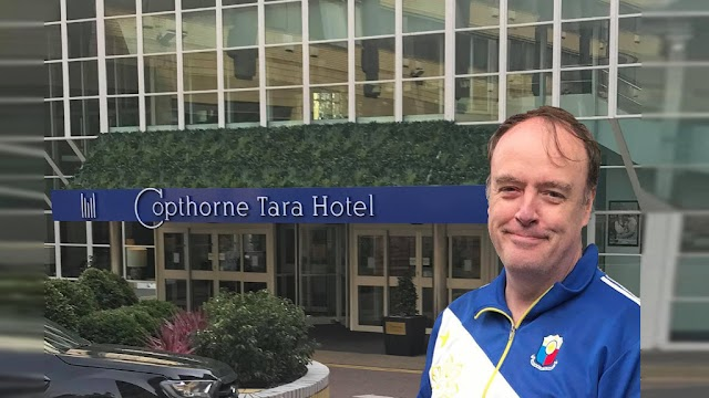 A Great Night at the Copthorne Tara Hotel