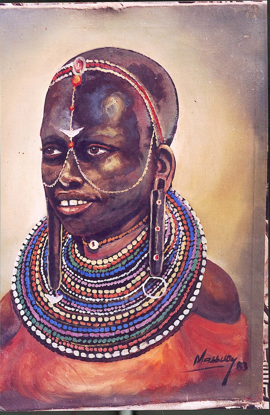 African artifacts for sale