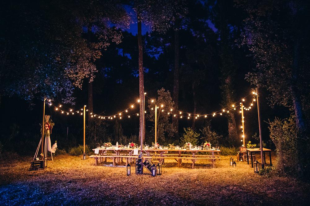 La magia de celebrar en el bosque_43