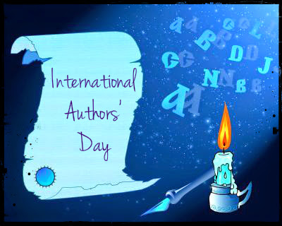 Natalie G. Owens, author: International Authors Day