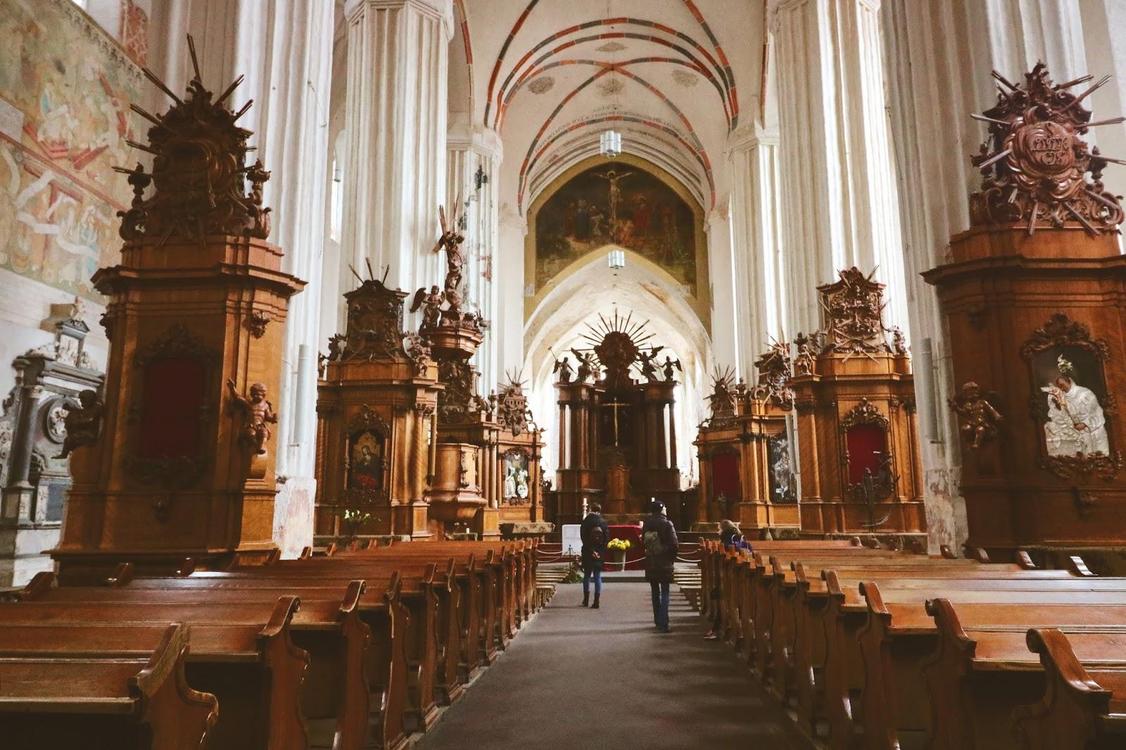 wilno, litwa, kościoły w wilnie