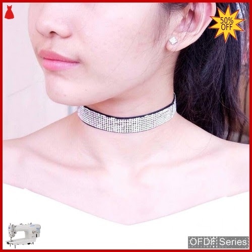 OFDF227 Aksesoris Chokker Diamond Korean Import Modis BMGShop