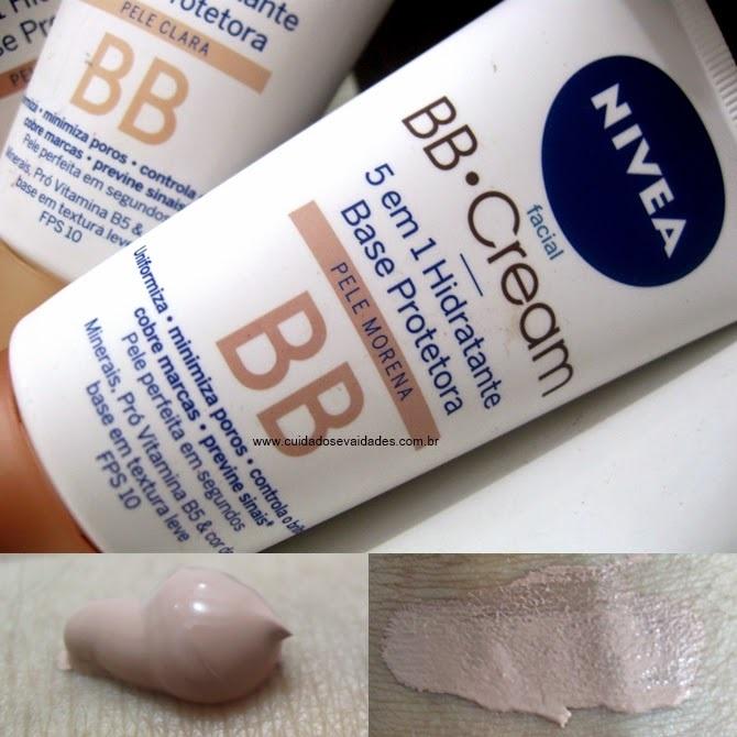 BB Cream 5 em 1 Nivea Pele Morena