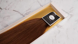 Real Human Hair Extensions